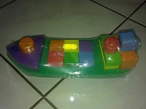 balok kapal
